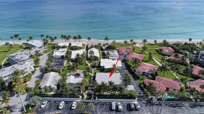 Hillsboro Beach Condo For Sale: 1212 Hillsboro Mile #10