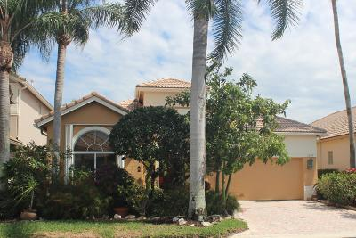 West Palm Beach Single Family Home For Sale: 10864 Grande Boulevard