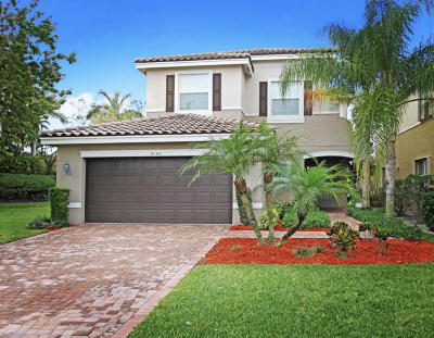 Boynton Beach Single Family Home For Sale: 8194 Adrina Shores Way