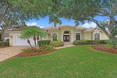 Jupiter Single Family Home For Sale: 19044 SE Jupiter River Drive
