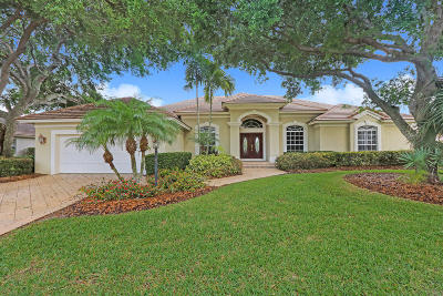 Jupiter FL Single Family Home For Sale: $725,000