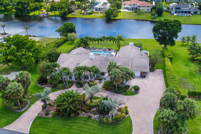 Boca Raton Single Family Home For Sale: 17583 Fieldbrook Circle E