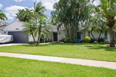 Wellington Single Family Home For Sale: 11606 Sanderling Drive