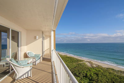 Fort Pierce Condo For Sale: 4180 Hwy A1a #904