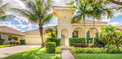 Jupiter Single Family Home For Sale: 112 Via Rosina