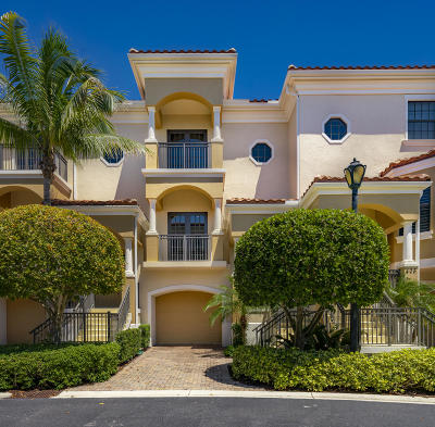 Tequesta Townhouse For Sale: 404 Del Sol Circle