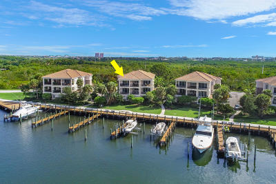 North Palm Beach Condo For Sale: 13611 Treasure Cove Circle