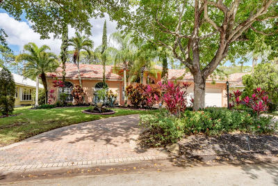 Coral Springs Single Family Home For Sale: 4848 Chardonnay Drive