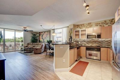 West Palm Beach Condo For Sale: 1551 Flagler Drive #511