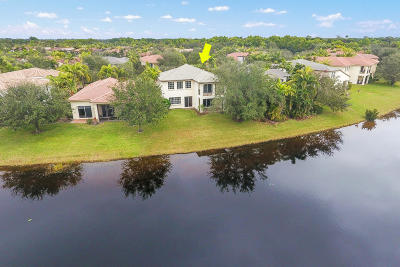 Palm Beach Gardens Single Family Home For Sale: 838 Madison Court