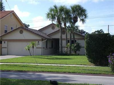 Boca Raton Single Family Home For Sale: 1180 SW 18th Street