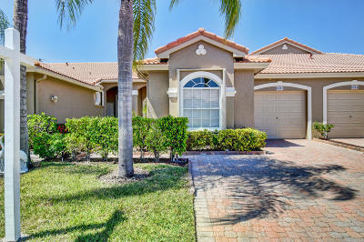 Boca Raton FL Single Family Home For Sale: $295,000