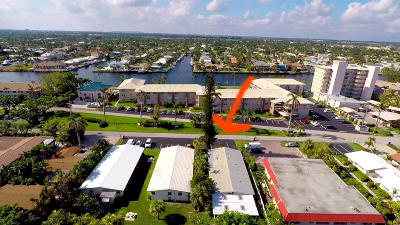 Coral Springs, Parkland, Coconut Creek, Deerfield Beach,  Boca Raton , Margate, Tamarac, Pompano Beach Rental For Rent: 728 SE 19th Avenue #4