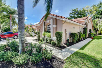 Boca Raton Single Family Home For Sale: 8213 Via Bella