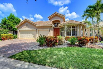 Boca Raton FL Single Family Home For Sale: $569,900