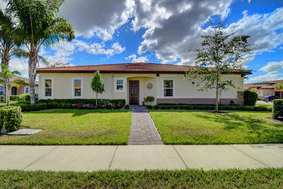Delray Beach FL Single Family Home For Sale: $469,000