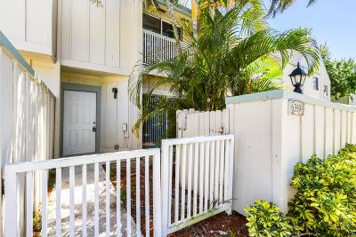 Jupiter FL Townhouse For Sale: $215,000