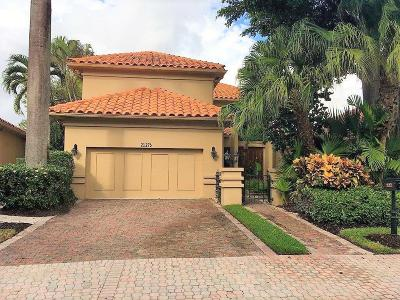Boca Raton FL Single Family Home For Sale: $169,900
