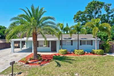 North Palm Beach Single Family Home For Sale: 1849 Windsor Drive