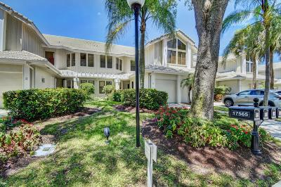 Boca Raton Condo For Sale: 17565 Ashbourne Way #D