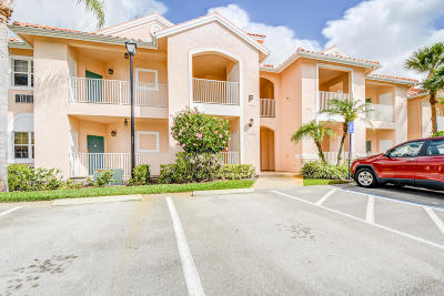 St Lucie County Condo For Sale: 10071 Perfect Drive
