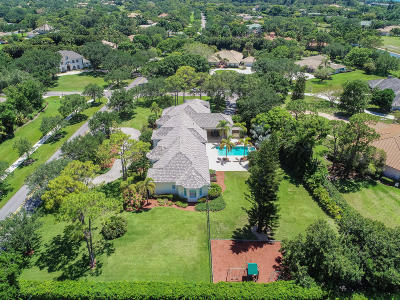 Palm Beach Gardens Single Family Home For Sale: 5775 Lady Luck Road