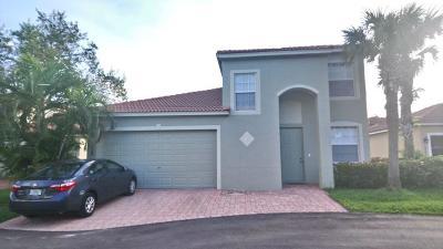 Wellington Single Family Home For Sale: 1738 Pierside Circle