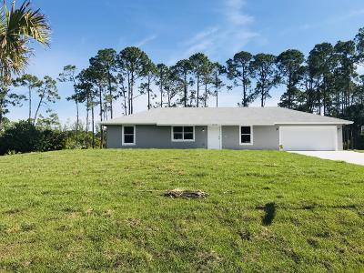 Loxahatchee Single Family Home Contingent: 16073 86th Street