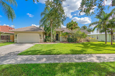 Tequesta Single Family Home For Sale: 9846 SE Landing Place