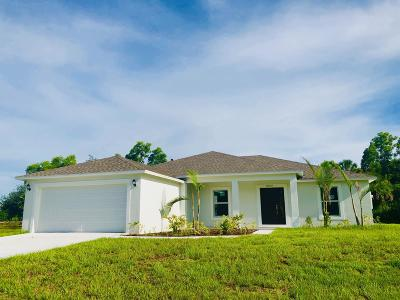 Loxahatchee Single Family Home For Sale: 18936 Orange Grove Boulevard