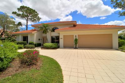 Palm City Single Family Home For Sale: 4870 SW Parkgate Boulevard