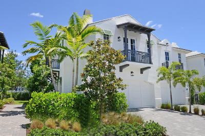 Delray Beach Townhouse For Sale: 1055 Phillips Road