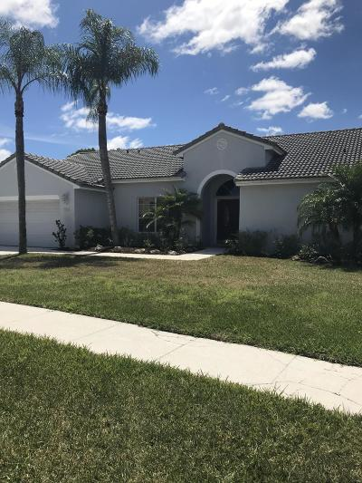 Lake Worth Single Family Home For Sale