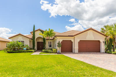 Jupiter Single Family Home Pending: 345 Rudder Cay Way