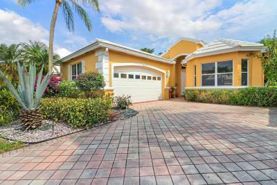 Lake Worth Single Family Home For Sale: 10518 Kipling Way