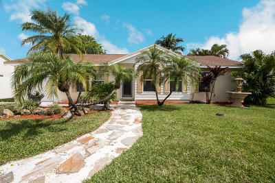 Royal Palm Beach Single Family Home Contingent: 1133 Grandview Circle