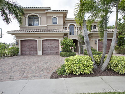 Boca Raton FL Single Family Home For Sale: $1,300,000
