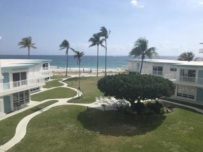 Coral Springs, Parkland, Coconut Creek, Deerfield Beach,  Boca Raton , Margate, Tamarac, Pompano Beach Rental For Rent: 1470 S Ocean Boulevard #901