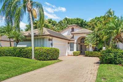 Boca Raton FL Single Family Home For Sale: $275,000