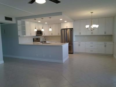Broward County, Palm Beach County Condo For Sale: 131 Wellington #G