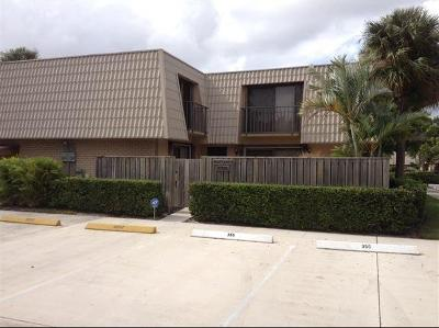 Broward County, Palm Beach County Townhouse For Sale: 6202 62nd Way