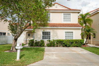 Broward County, Palm Beach County Townhouse For Sale: 7594 Edisto Drive