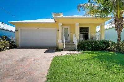 Palm City Single Family Home For Sale: 1018 SW 28th Street