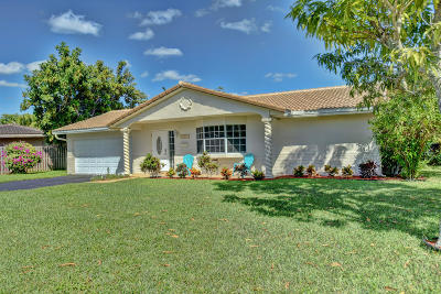 Coral Springs FL Single Family Home For Sale: $415,000
