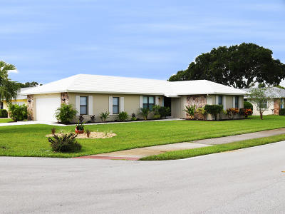 Tequesta Single Family Home For Sale: 18302 SE Eagle Lane SE