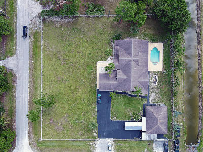 Loxahatchee Single Family Home For Sale: 16790 E Jenny Lane