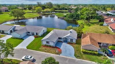 Boca Raton Single Family Home For Sale: 9568 Palisades Park Road