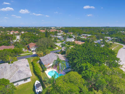 Single Family Home For Sale: 309 Jupiter Woods Drive