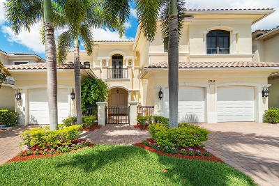 Boca Raton Single Family Home For Sale: 17815 Cadena Drive