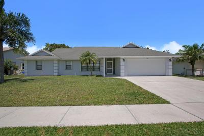 Wellington Single Family Home For Sale